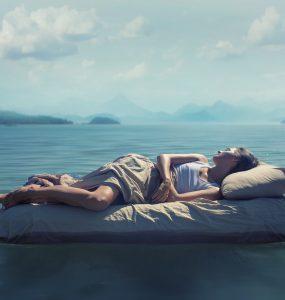 luxury sleep