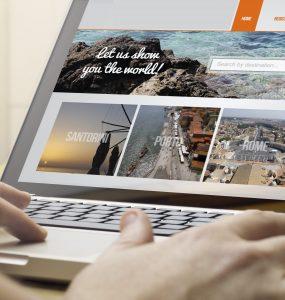 online travel experiences