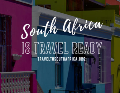 SA is travel ready